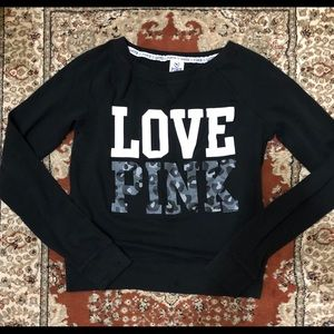"❤️EXCELLENT ""Love Pink"" Sweatshirt"